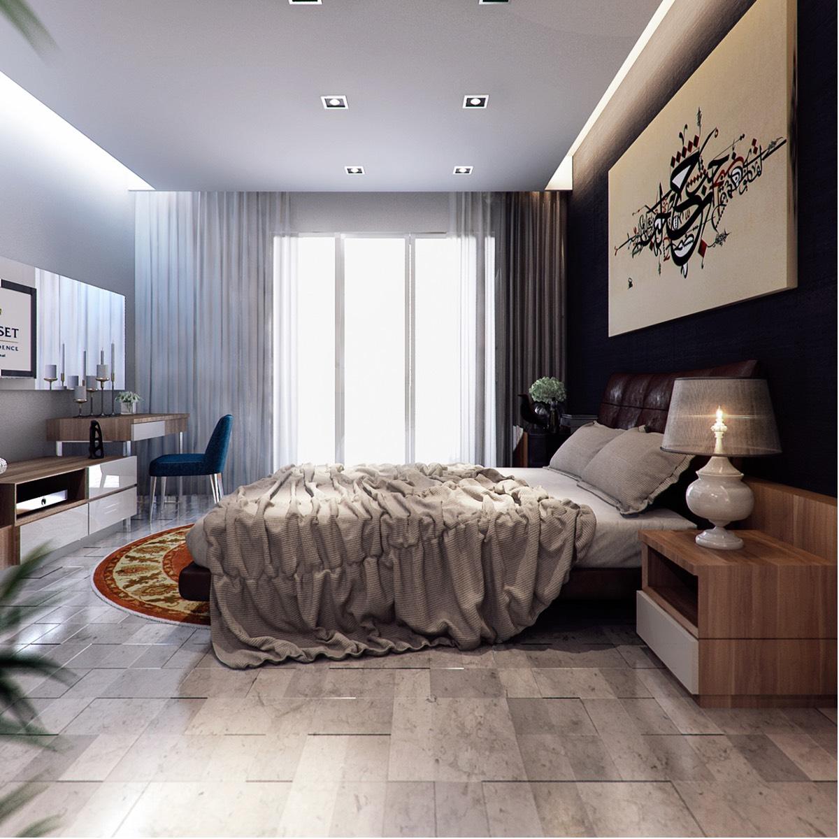 Vote February Room Finalists 2014: 10 Bedrooms For Designer Dreams