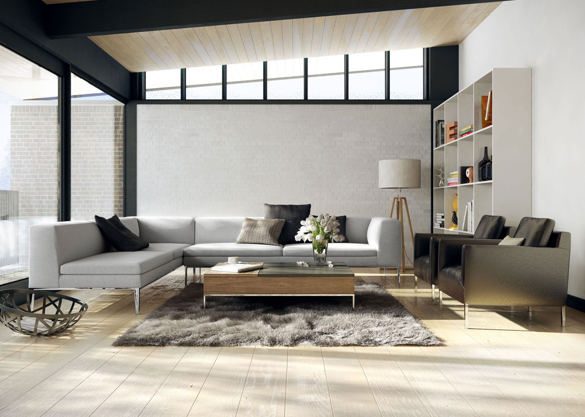 Wonderful 20 Creative Living Rooms For Style Inspiration