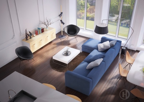 Creative Living Rooms For Style Inspiration Palette: 20 Creative Living Rooms For Style Inspiration