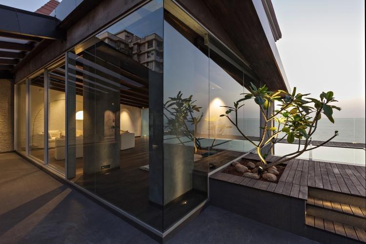 Villa In The Sky Bollywood Actor John Abraham S Penthouse