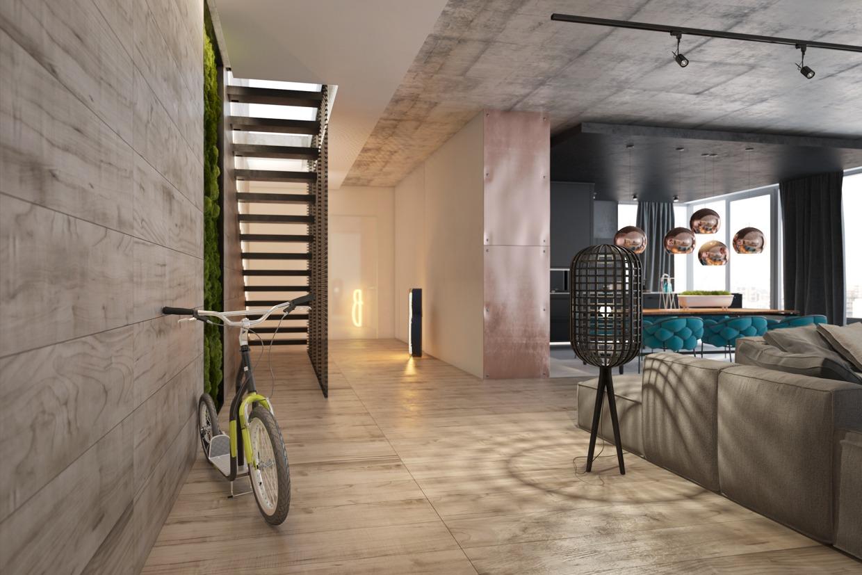 Industrial Interior Interior Design Ideas