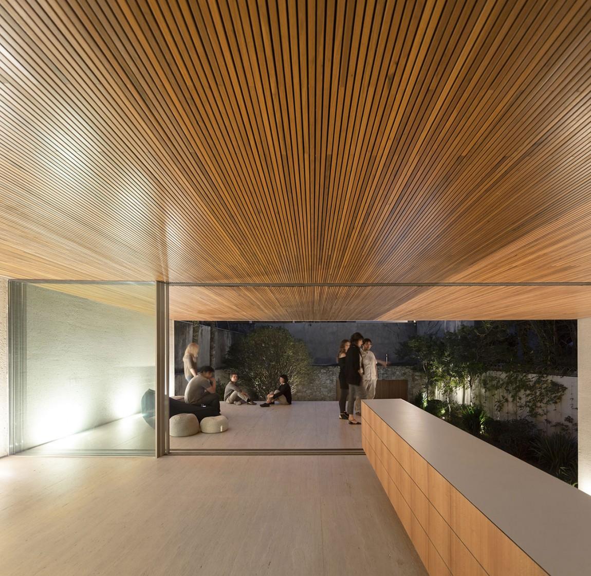 Cool Cozy Homes: Tetris House: A Creatively Organized Modern Brazilian Home