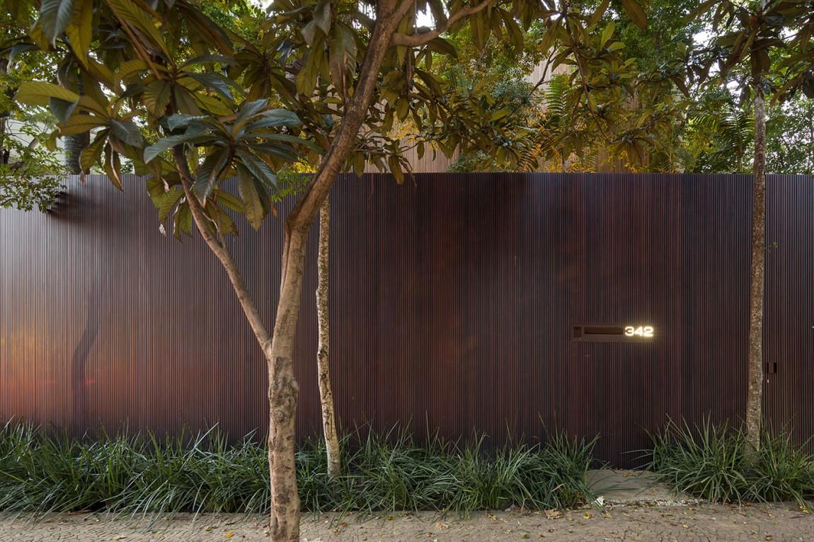 Modern fence interior design ideas