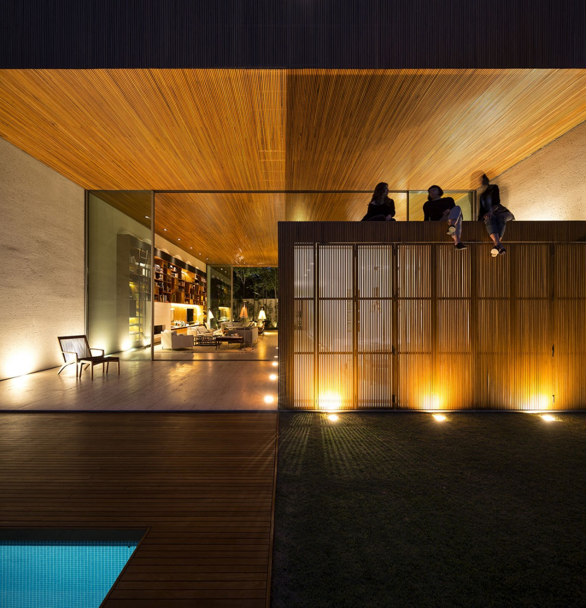 Summer House Ideas Interior >> Tetris House: A Creatively Organized Modern Brazilian Home