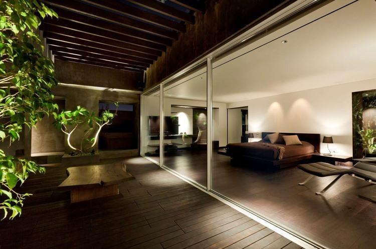 Villa in the sky bollywood actor john abrahams penthouse home in mumbai