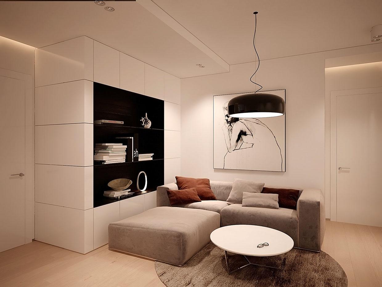 zen living room design interior design ideas. Black Bedroom Furniture Sets. Home Design Ideas