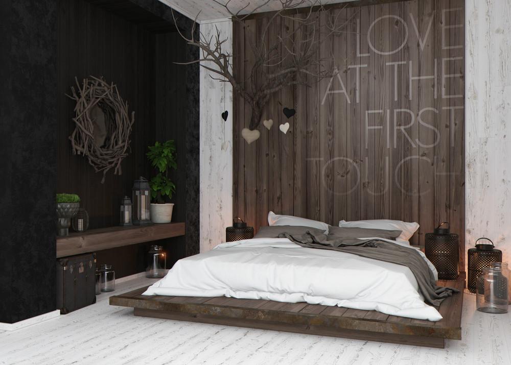 manly bedroom interior design ideas