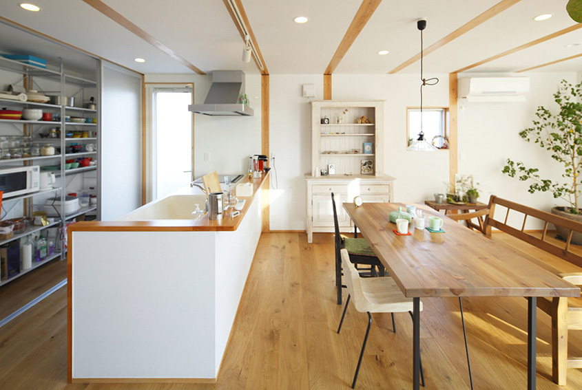 Style Amp Simplicity In A Japanese Countryside Prefab Home