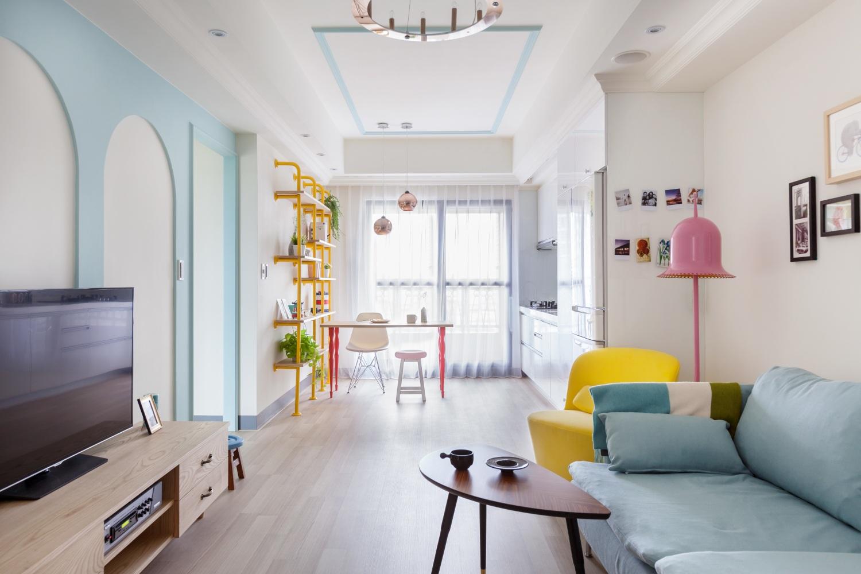 Robins Egg Sofa Interior Design Ideas