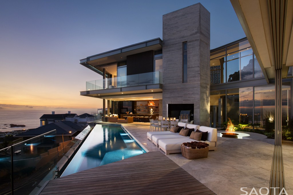A beautiful south african home
