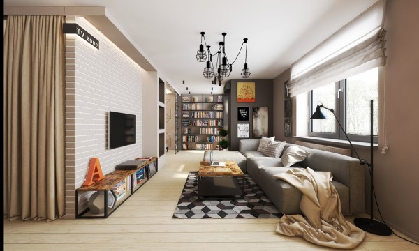 Ultimate Studio Design Inspiration: 12 Gorgeous Apartments