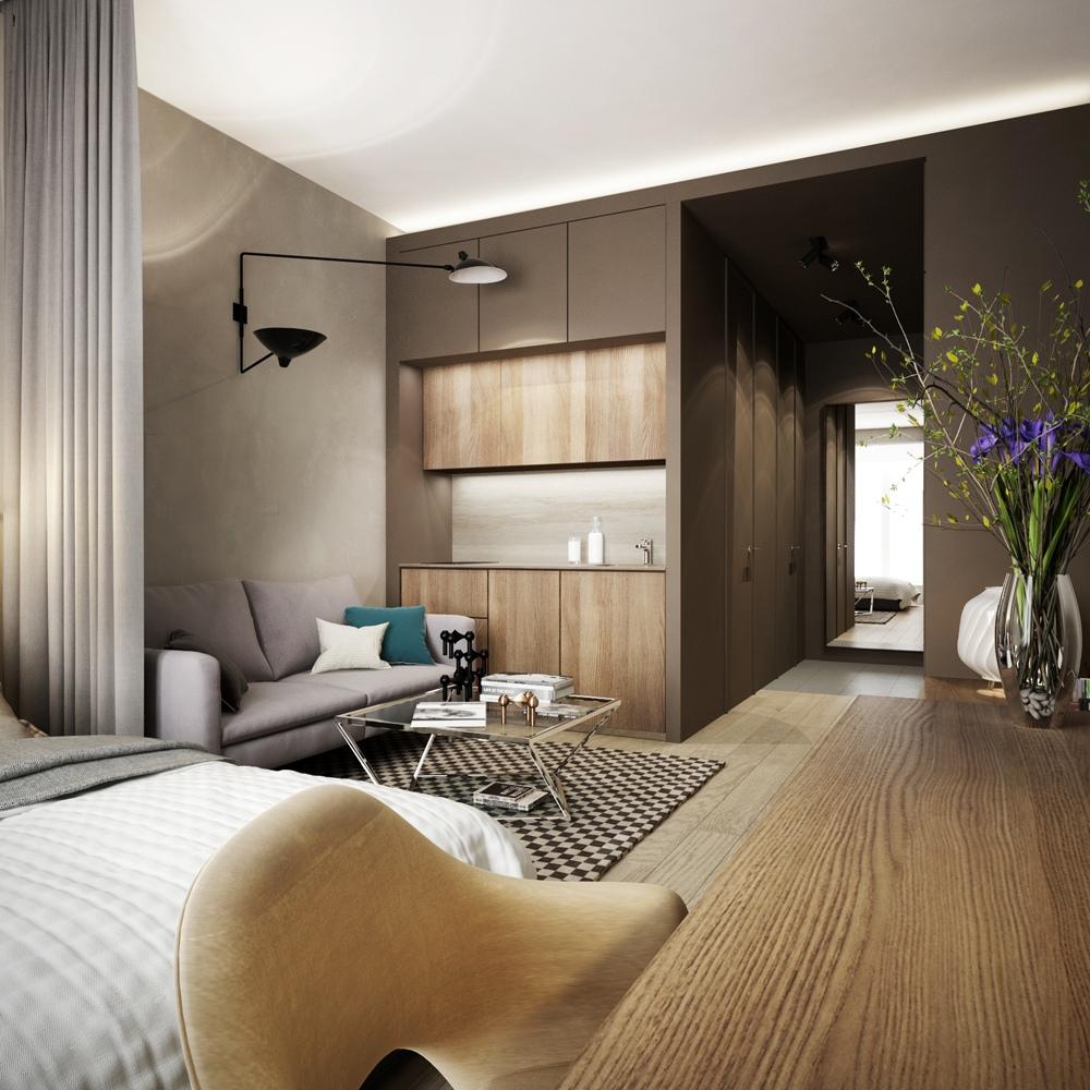 Large Studio Apartments: Ultimate Studio Design Inspiration: 12 Gorgeous Apartments