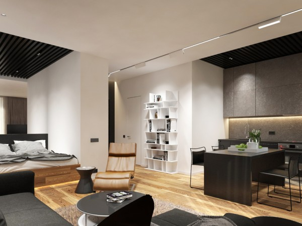 Bachelor Studio Apartment