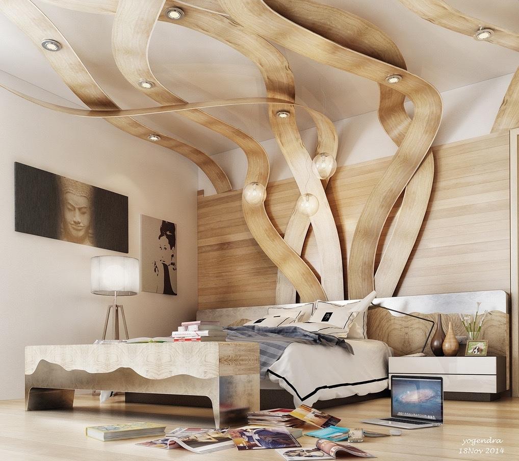creative-bedroom-design | Interior Design Ideas.