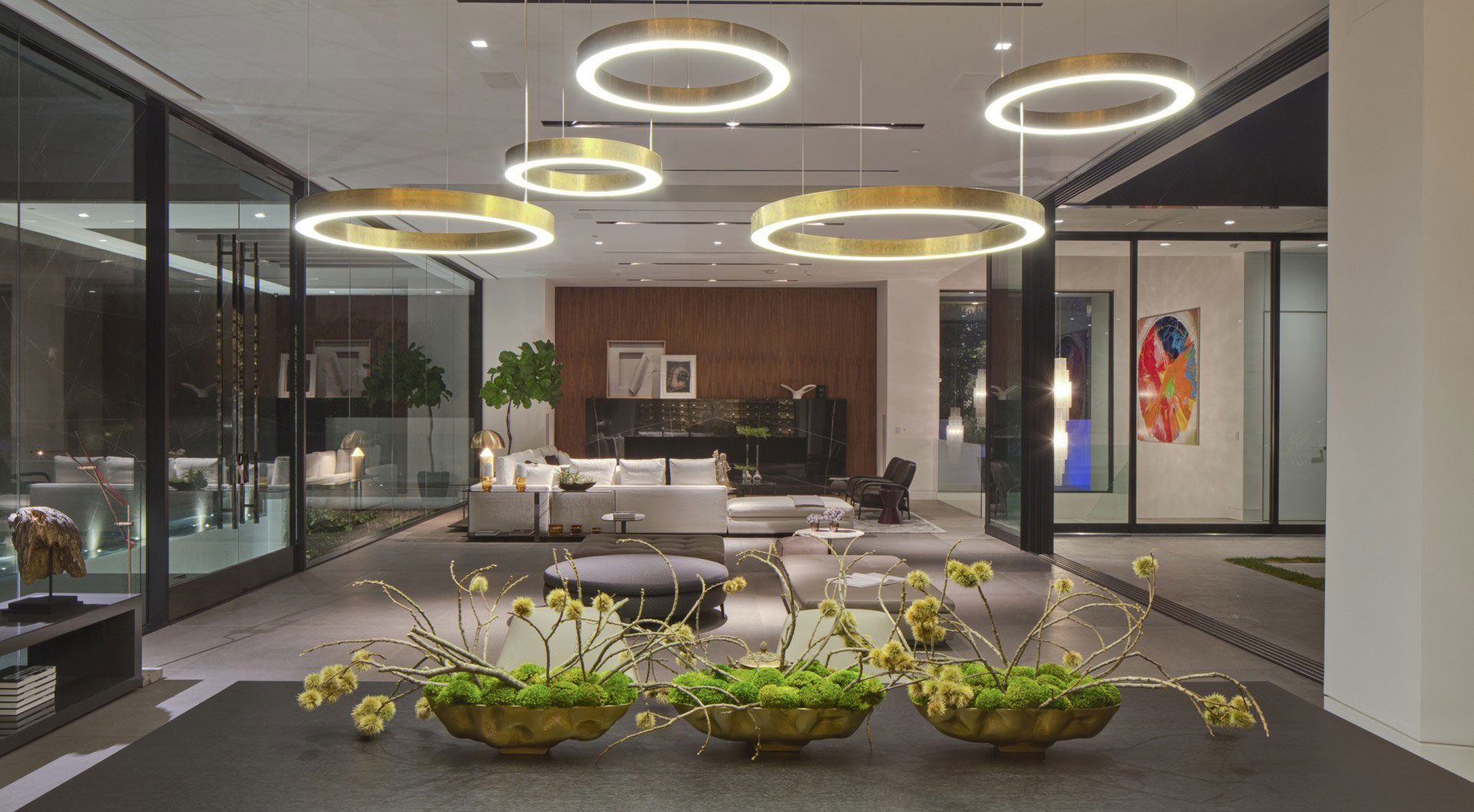 Modern Lighting Interior Design Ideas