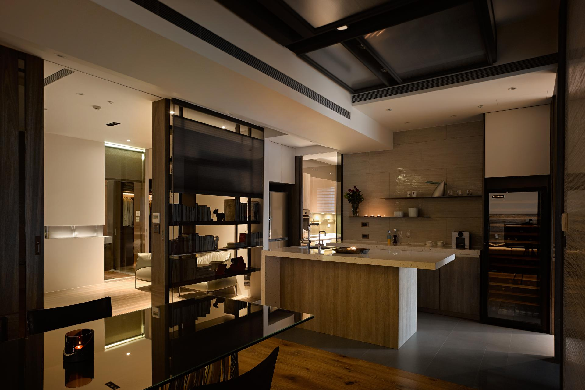 Kitchen Remodeling Design Ideas Inspiration: Two Taiwan Homes Take Beautiful Inspiration From Nature