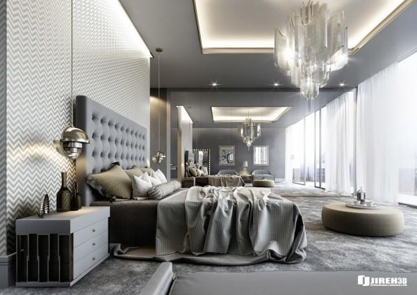 mềm-gray-bộ đồ giường