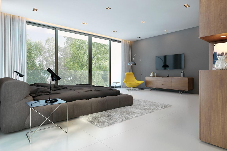   white-tile-floorInterior Design Ideas.