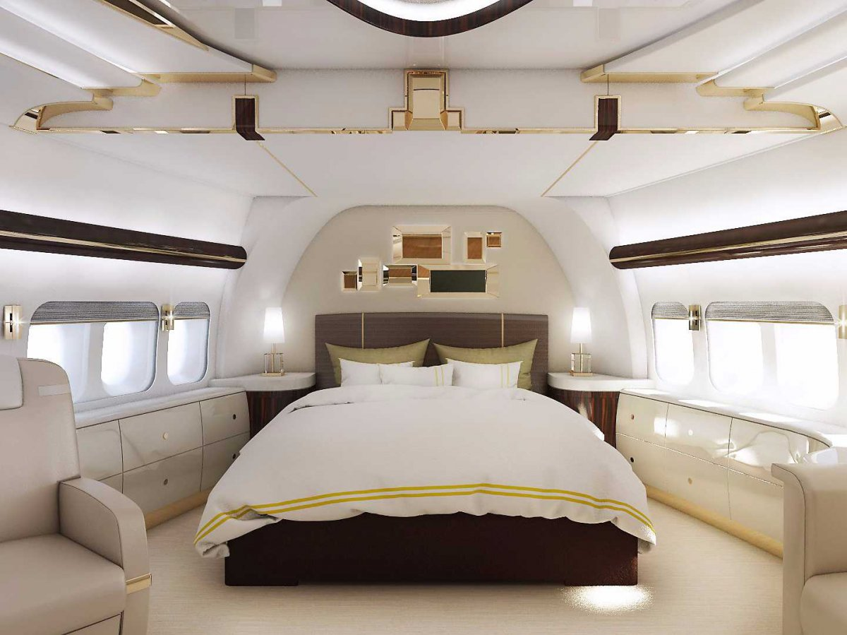 airplane-bedroomInterior Design Ideas.