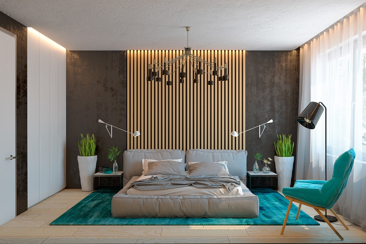 Home Design Ideas Buch: Wood Slats Add Texture And Warmth To These Homes