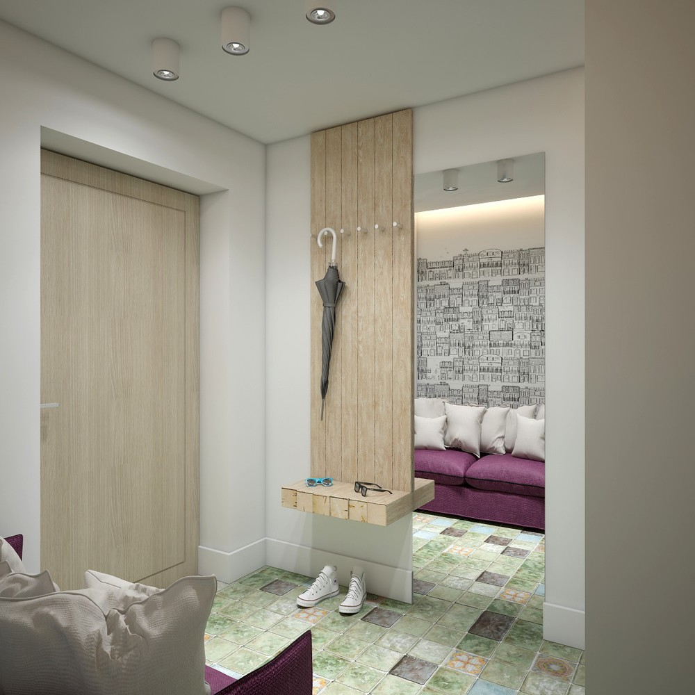 3 open studio apartment designs - How to design an apartment ...