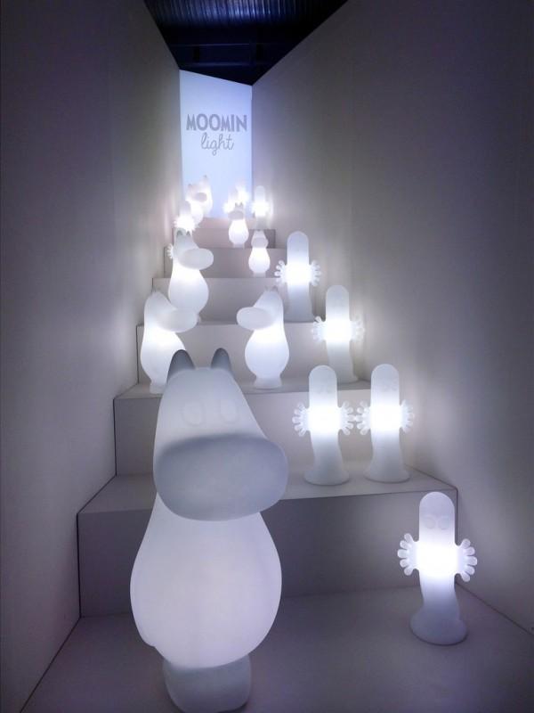 A set of extraordinary lights