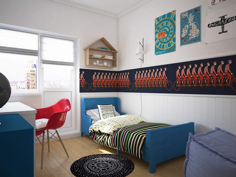Funky Bedroom Interior Design Ideas
