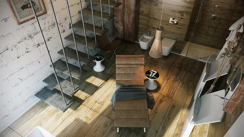 5 Luxury Bathrooms In High Detail