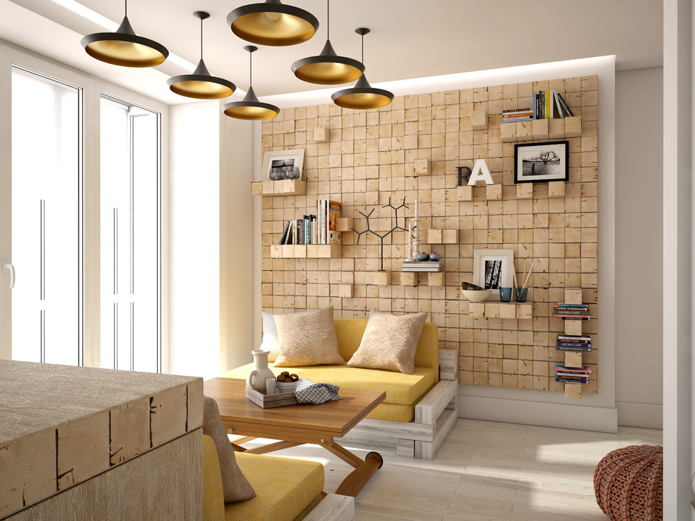 3 Open Studio Apartment Designs