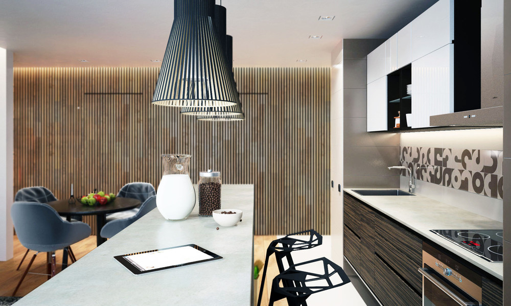 Classy Studios With Subtle Stylish Accents
