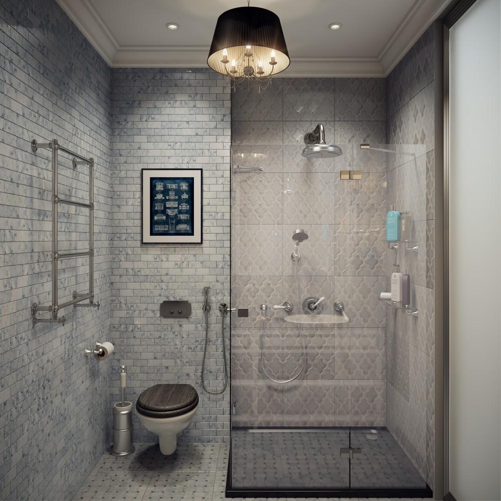 Home Design Classic Ideas: 2 Single Bedroom Apartment Designs Under 75 Square Meters