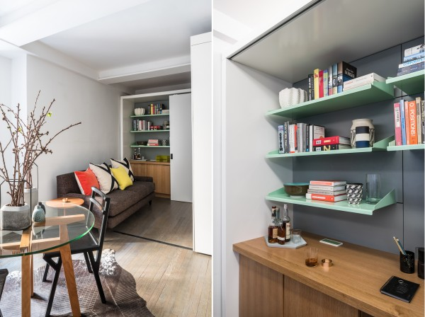 Cool apartment design a transformer apartment that does more with less cool apartment design