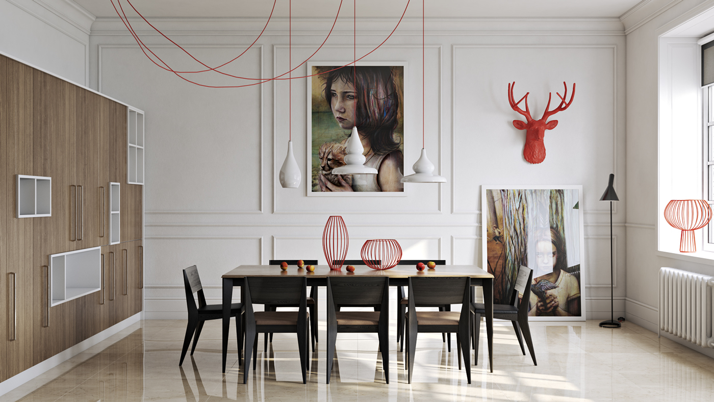 25 Gorgeous Dining Rooms To Make You Drool