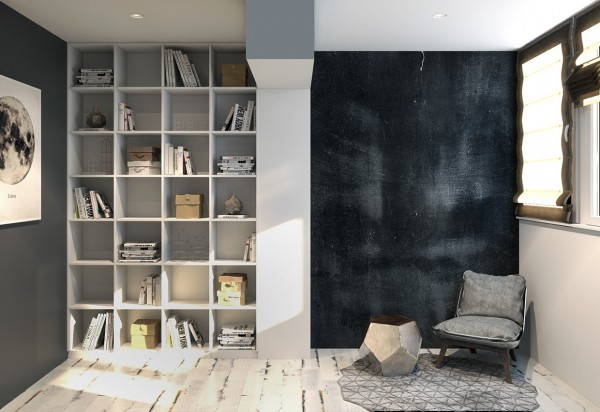 Reading nook design four homes from the same designer showcase a diversity of style