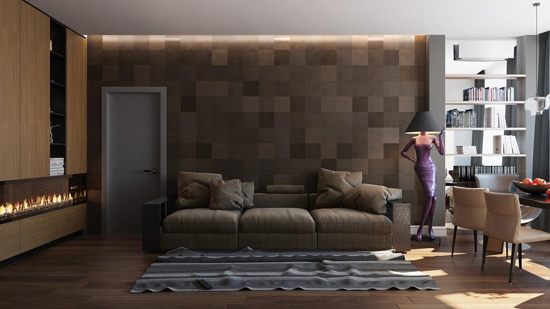 Single apartment design ideas Single apartment greifswald - Renginiubankas
