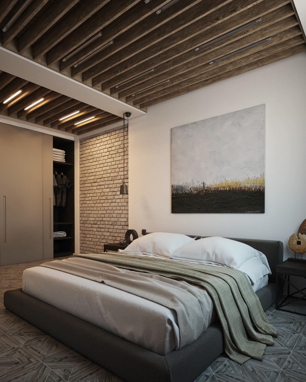 Exposed Brick Bedroom Design Sensual Bedroom Paint Colors Master Bedroom Accent Wall Bedroom Curtains Harry Corry: Exposed Brick Bedroom Wall