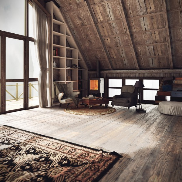 House Designing: Three Homes With A Contemporary Twist On Rustic Design