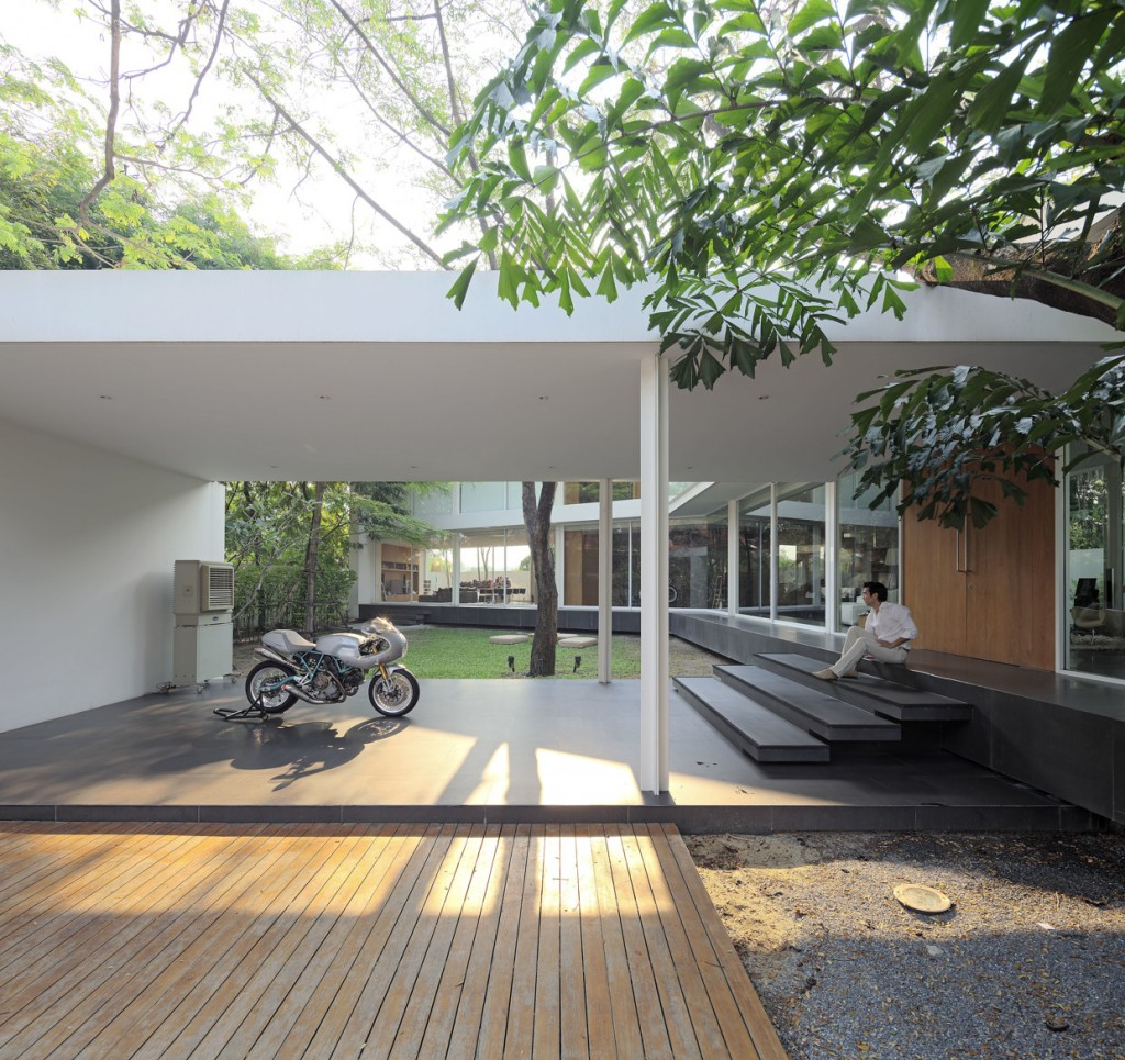 Home Design Ideas Architecture: Modern Thai Home Inspiration