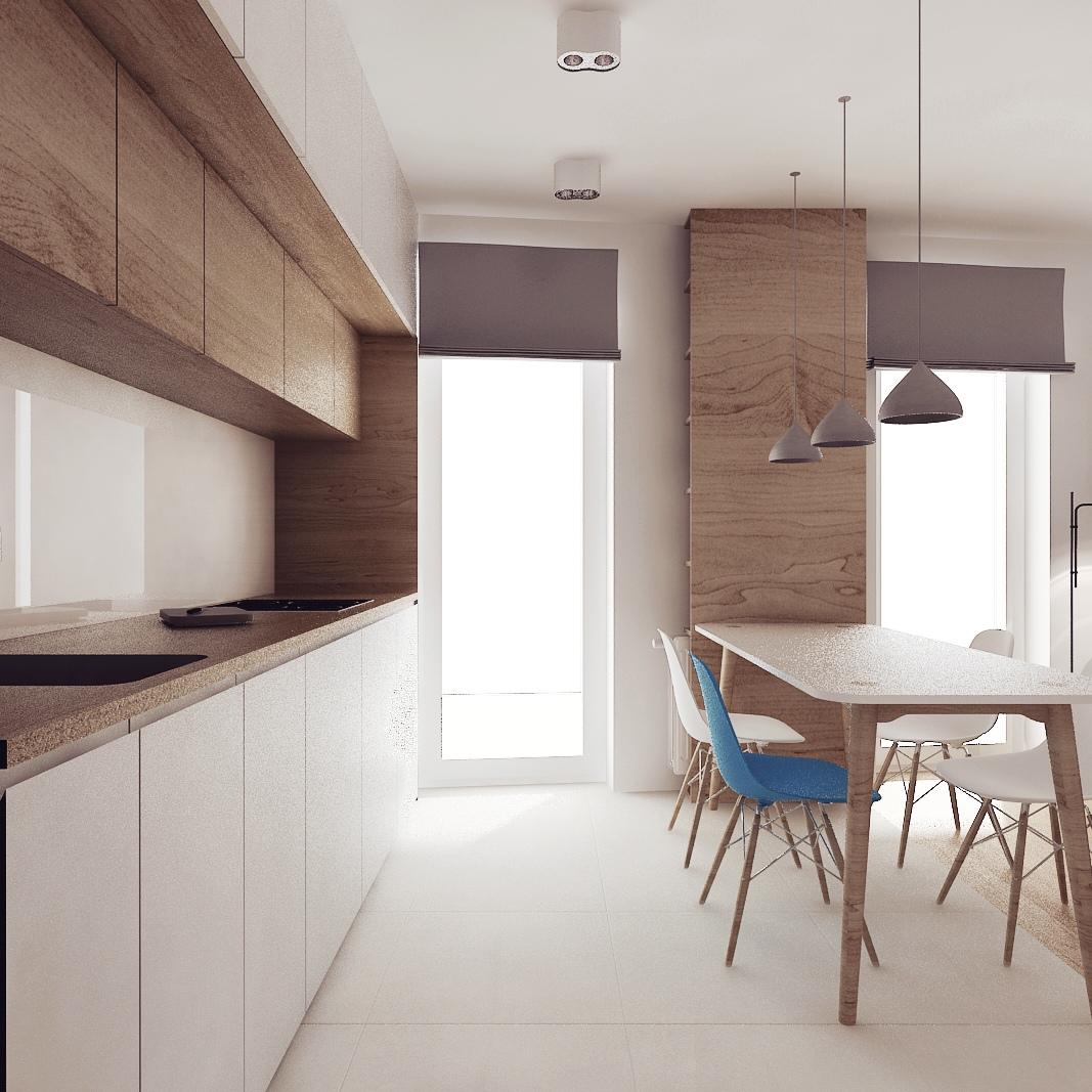 Studio Apartment: Chic Studio Apartments With Artsy Accents