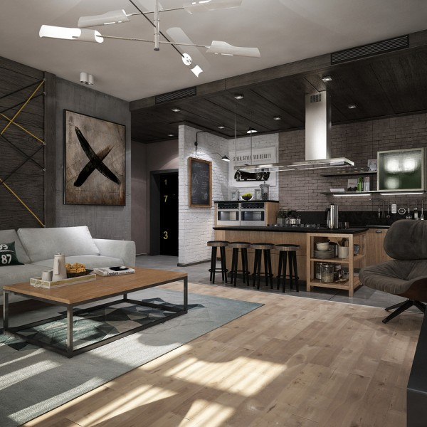 Aparents: Studio Apartments For Young Couples