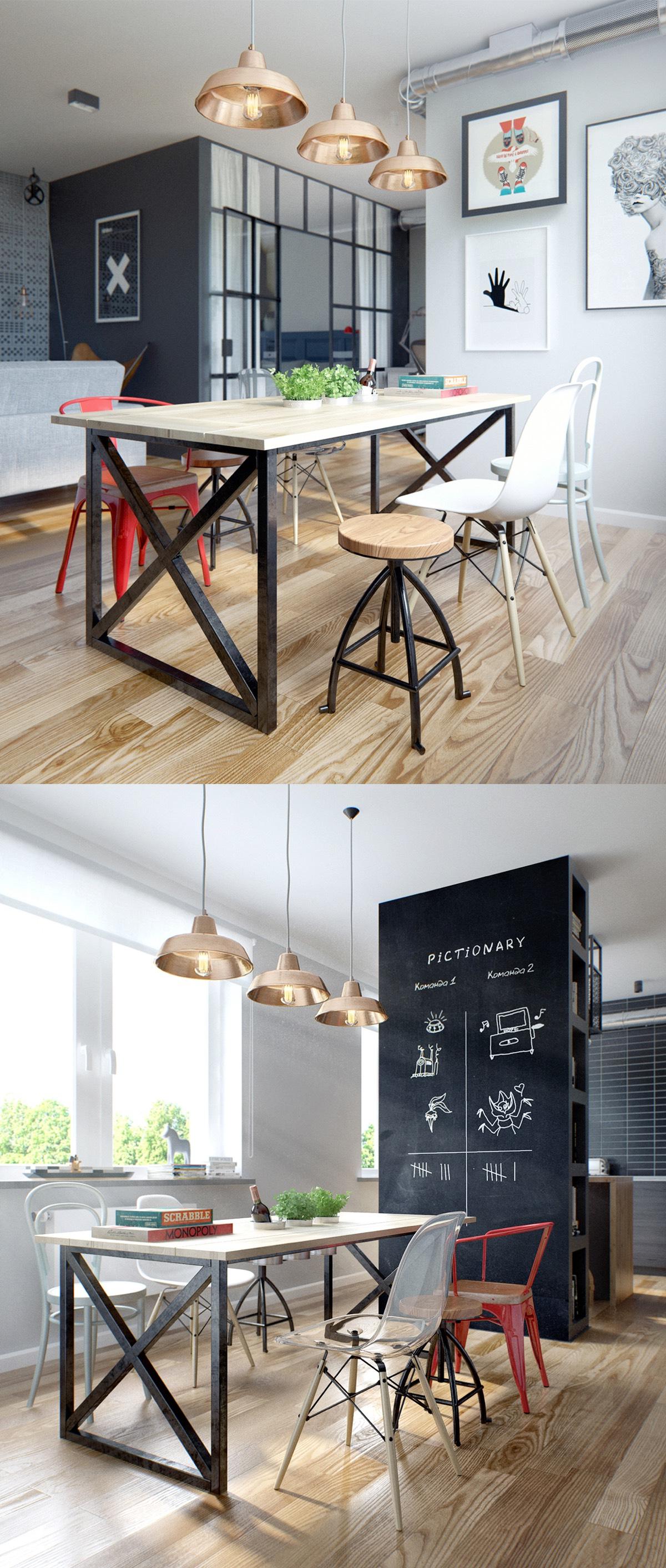 Scandinavian Style Dining Room Furniture: Scandinavian Dining Room Design: Ideas & Inspiration