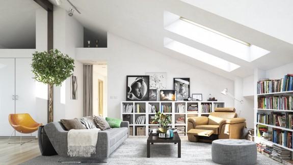 Scandinavian living room design ideas inspiration