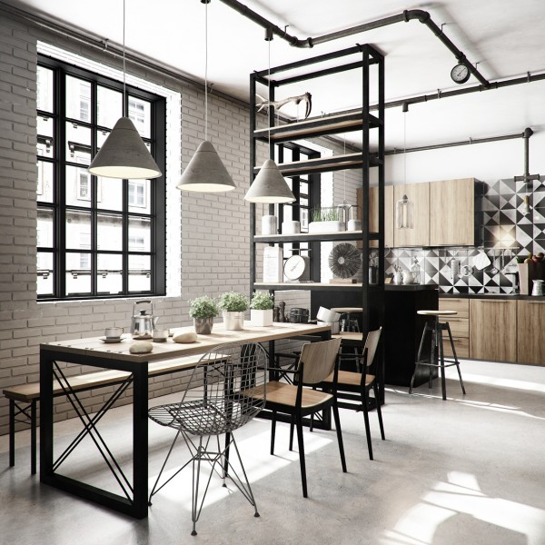 32 More Stunning Scandinavian Dining Rooms: Scandinavian Dining Room Design: Ideas & Inspiration