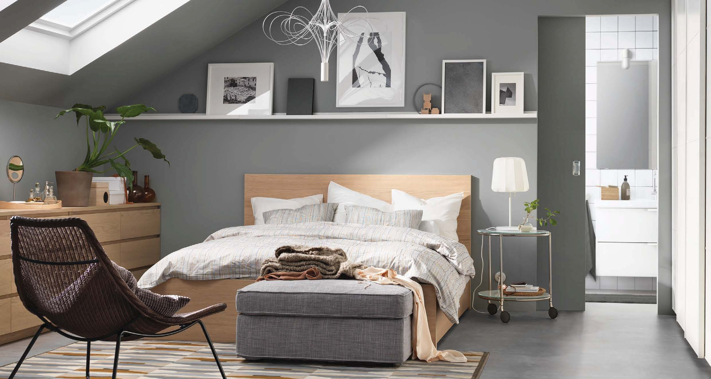 Ikea Bedroom Makeover: IKEA 2016 Catalog