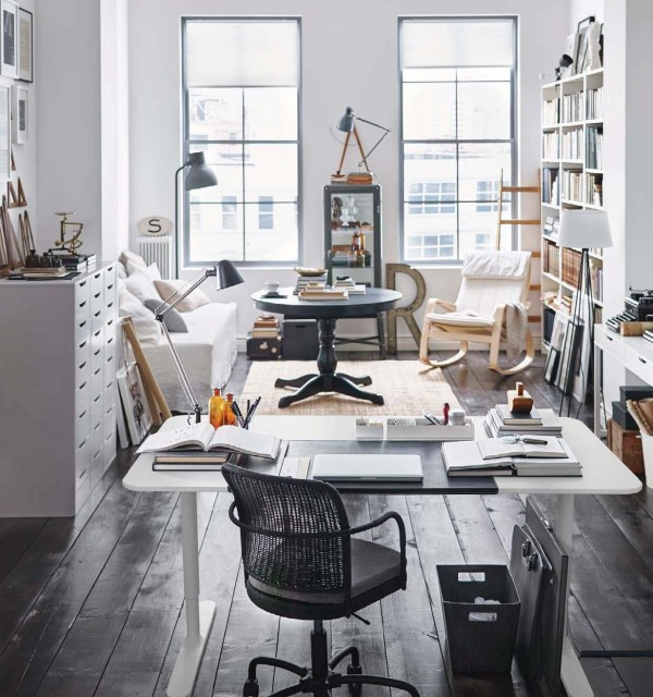 Ikea Home Office Design Ideas: Bloombety : Cool Kids Bunk Beds Shoul Be Fun And