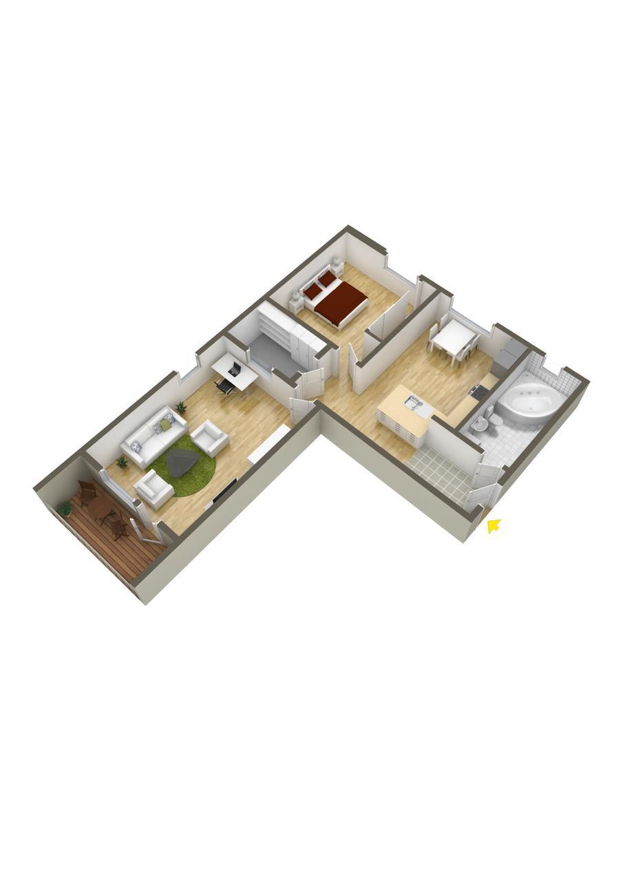 40 more 1 bedroom home floor plans interior design ideas