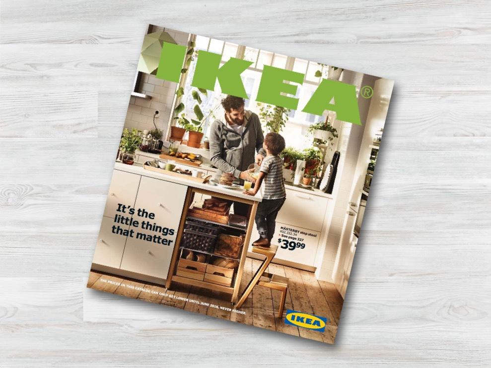 Ikea 2016 Catalog