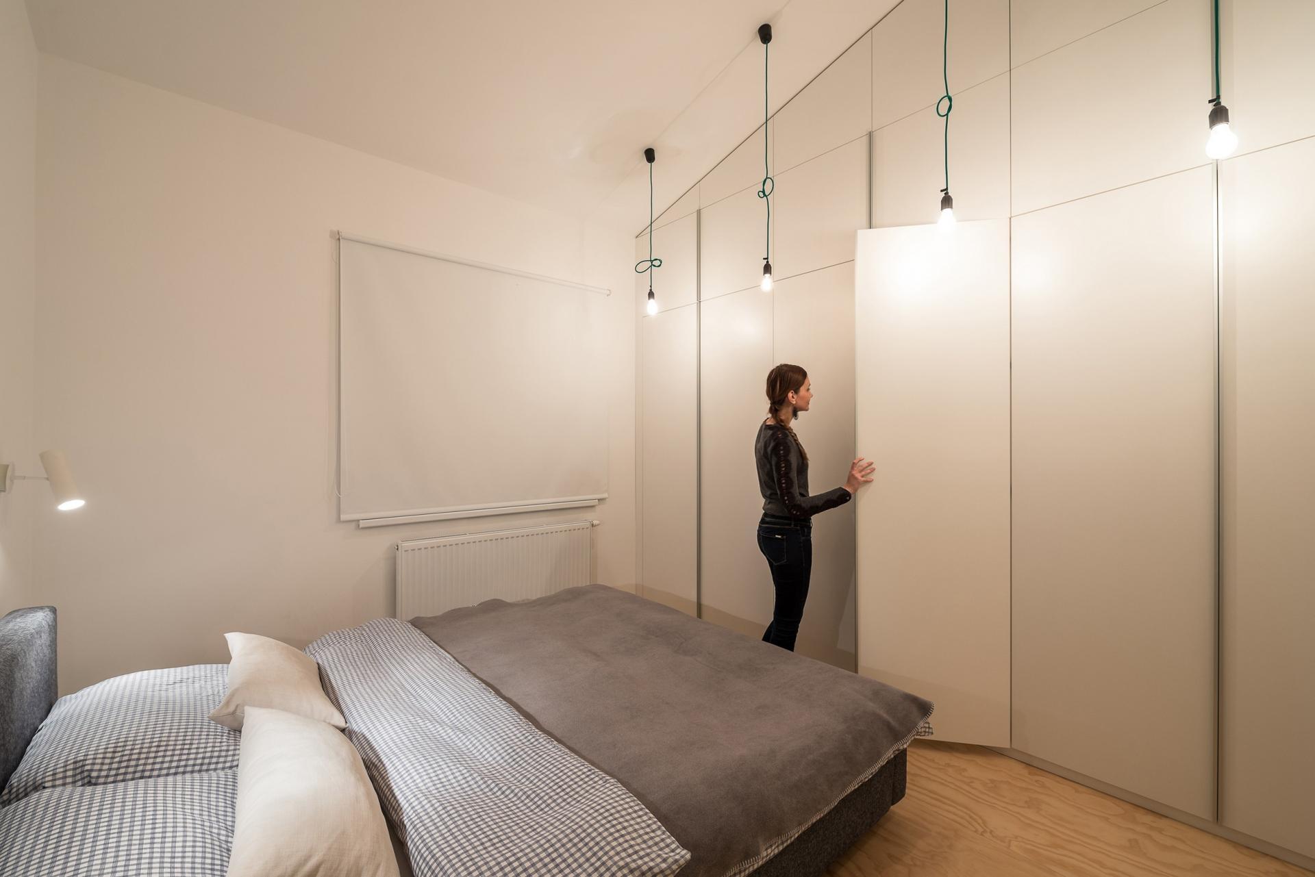 Loft Closet Interior Design Ideas