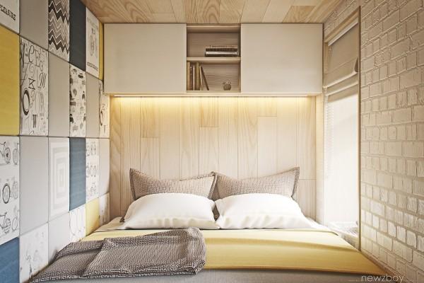 Ultra Tiny Home Design 4 Interiors Under 40 Square Meters