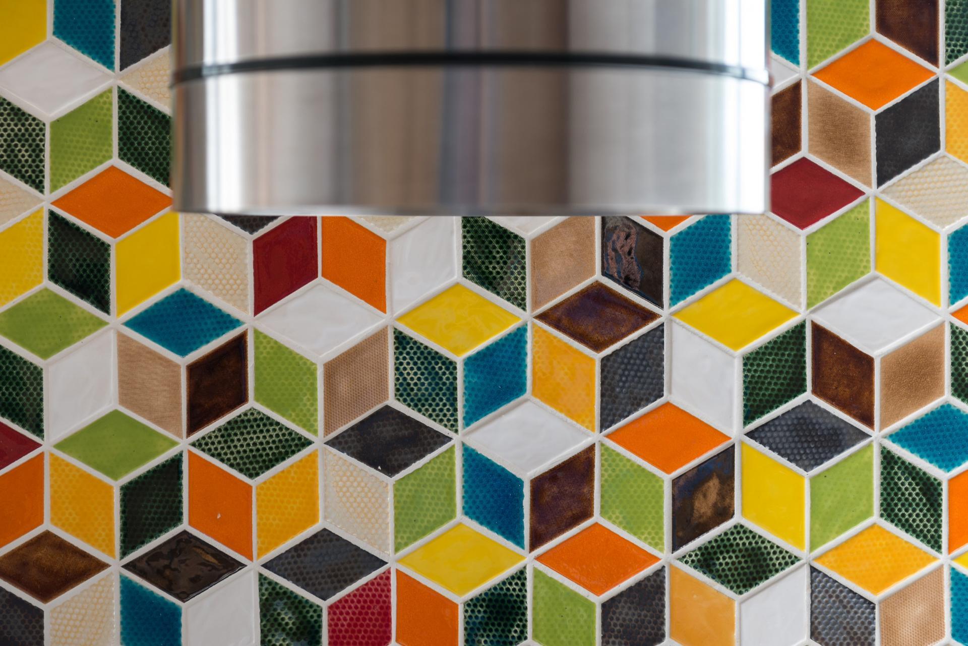 - Multicolor-backsplash Interior Design Ideas.